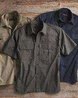 DRI DUCK Short Sleeve Utility Ripstop Shirt 4463