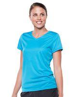 Augusta Sportswear Women's Nexgen Wicking V-Neck T-Shirt 1790
