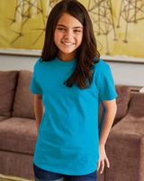 Hanes Tagless® Youth Short Sleeve T-Shirt 5450
