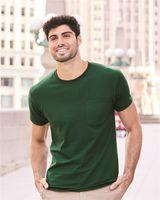 JERZEES Dri-Power® 50/50 T-Shirt with a Pocket 29MPR