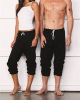 BELLA + CANVAS Unisex Sponge Fleece Long Scrunch Pants 3737