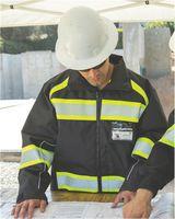 Kishigo EV Series® Enhanced Visibility Premium Jacket B300-303