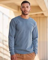 Champion Garment Dyed Long Sleeve T-Shirt CD200