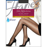 Hanes Silk Reflections Ultra Sheer Control Top Pantyhose with Run Resistant Technology 0B260