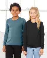 BELLA + CANVAS Youth Jersey Long Sleeve Tee 3501Y