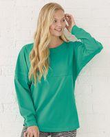 Boxercraft Jersey Pom Pom Long Sleeve T-Shirt T14
