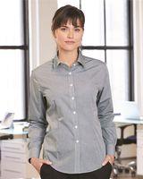 Van Heusen Women's Gingham Check Shirt 13V0226
