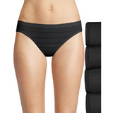 Hanes Ultimate™ Comfort Flex Fit® Bikini 4-Pack 42CFF4