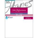 Hanes Silk Reflections Plus Sheer Control Top Enhanced Toe Pantyhose 00P16