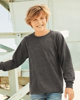 ALSTYLE Youth Classic Long Sleeve T-Shirt 3384