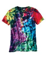 Dyenomite LaMer Over-Dyed Crinkle Tie Dye T-Shirt 640LM