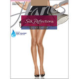 Hanes Silk Reflections Non-control Top Sheer Toe 6-pack C06715