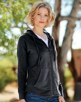 Weatherproof Women's Heat Last Fleece Faux Cashmere Full-Zip Hooded Sweatshirt W20121