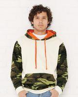 Code Five Fashion Camo Hooded Sweatshirt 3967