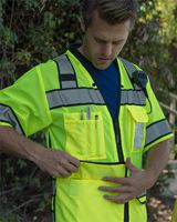 Kishigo High Performance Surveyors Vest S5014-5015