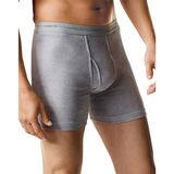Hanes Men's Boxer Brief with Comfort Flex® Waistband Black/Grey Assorted 7-Pack 2349B7