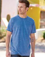 J. America Zen Jersey Short Sleeve T-Shirt 8115