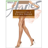 Hanes Absolutely Ultra Sheer Control Top Reinforced Toe 706