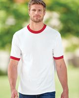 Augusta Sportswear 50/50 Ringer T-Shirt 710