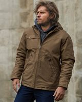 DRI DUCK Yukon StormShield™ Canvas Hooded Jacket 5065