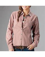 DRI DUCK Sawtooth Collection Women's Mortar Long Sleeve Shirt 8284