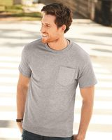ALSTYLE Classic Pocket T-Shirt 1305