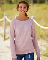 MV Sport Women's Space-Dyed Sweatshirt W20156