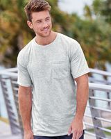 Fruit of the Loom HD Cotton T-Shirt with a Pocket 3930PR