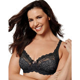 Playtex Love My Curves Beautiful Lift Unlined Underwire Bra US4825