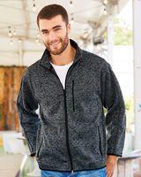 Burnside Sweater Knit Jacket 3901