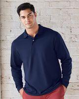 JERZEES SpotShield™ 50/50 Long Sleeve Sport Shirt 437MLR
