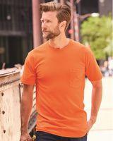 Hanes Workwear Short Sleeve Pocket T-Shirt W110