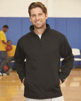 Badger Performance Fleece Quarter-Zip Pullover 1480