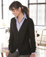 Van Heusen Women's Cardigan Sweater 13VS007
