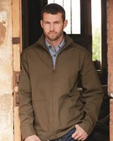 DRI DUCK Trail Canyon Cloth™ Unlined Canvas Jacket 5038