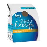 L'eggs Sheer Energy Control Top ST 2-Pair 351S