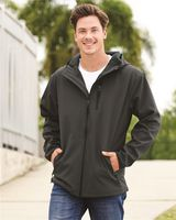 Independent Trading Co. Poly-Tech Soft Shell Jacket EXP35SSZ