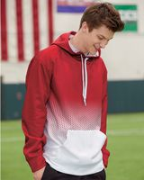Badger Hex 2.0 Hooded Sweatshirt 1404