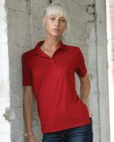 JERZEES Dri-Power® Women's Performance Sport Shirt 442W
